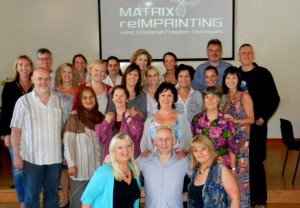 Graduates of Matrix Reimprinting training in South Africa (March 2013)