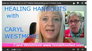 EFT Matrix Reimprinting interview