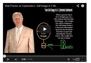 Bob Proctor video on SELF IMAGE