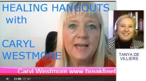 EFT Hangout with Tanya de Villiers